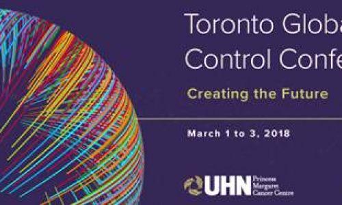 Toronto Global Cancer Control: Creating the Future